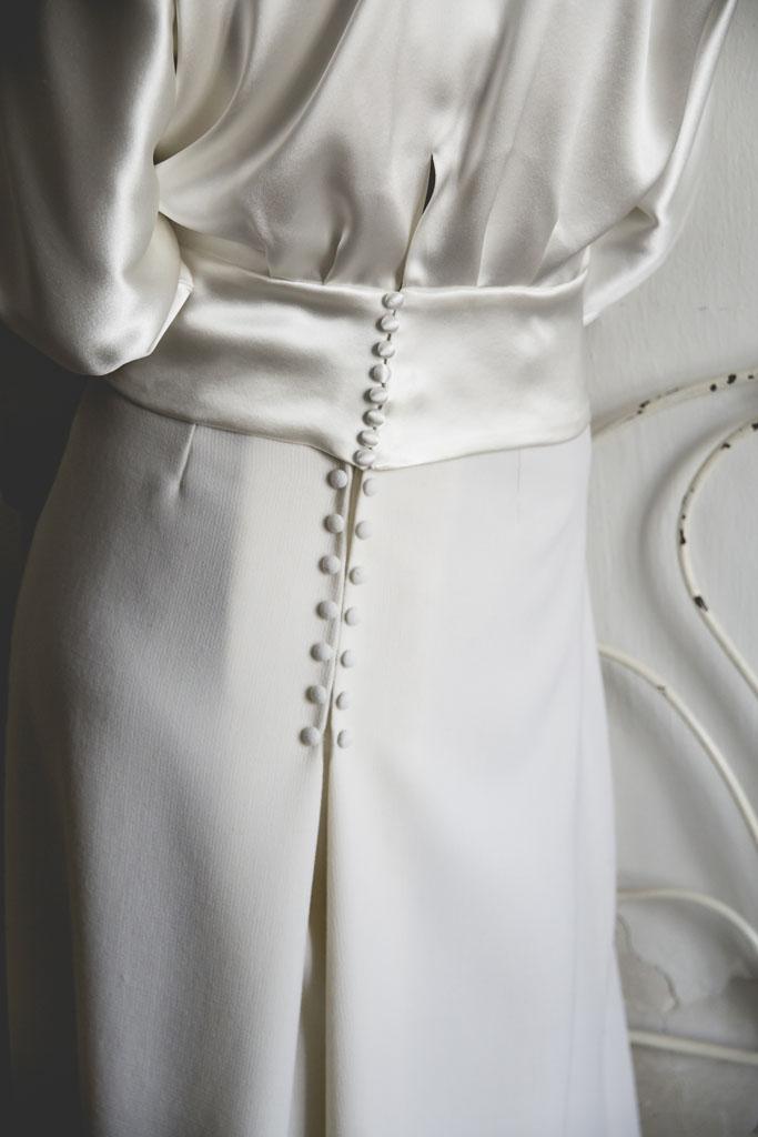 Alejandra Svarc Vestido Novia Atelier Vigo