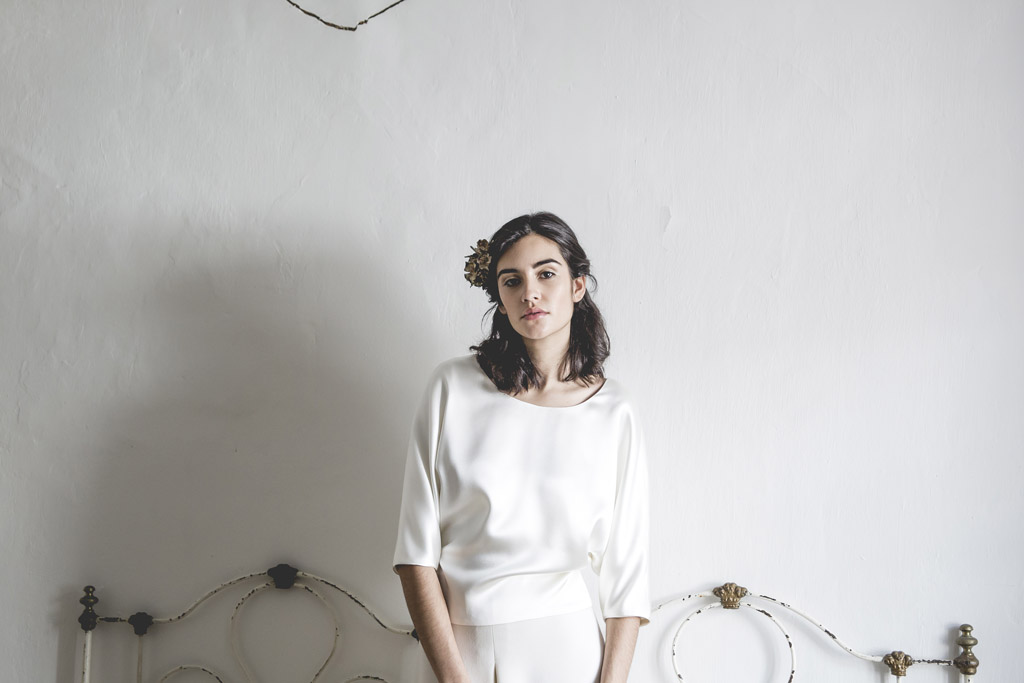 Alejandra Svarc Vestido Novia Boho Galicia