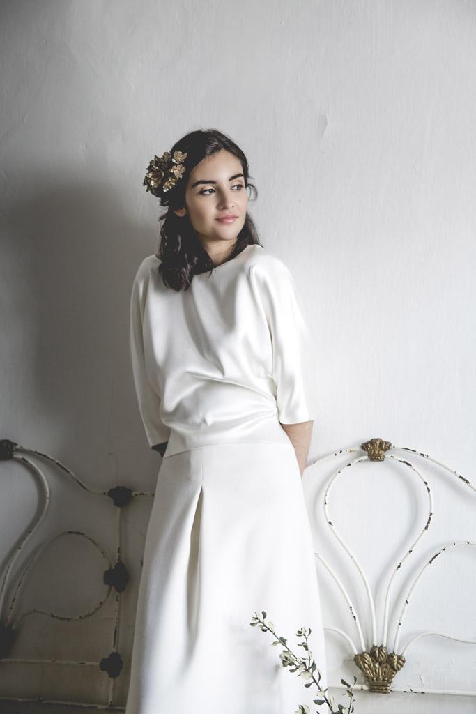 Alejandra Svarc Vestido Novia Diferente Vigo