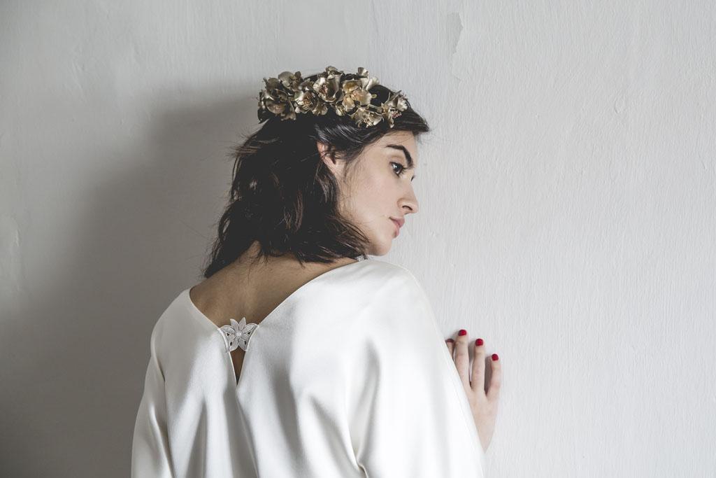 Alejandra Svarc Vestido Novia Showroom Galicia