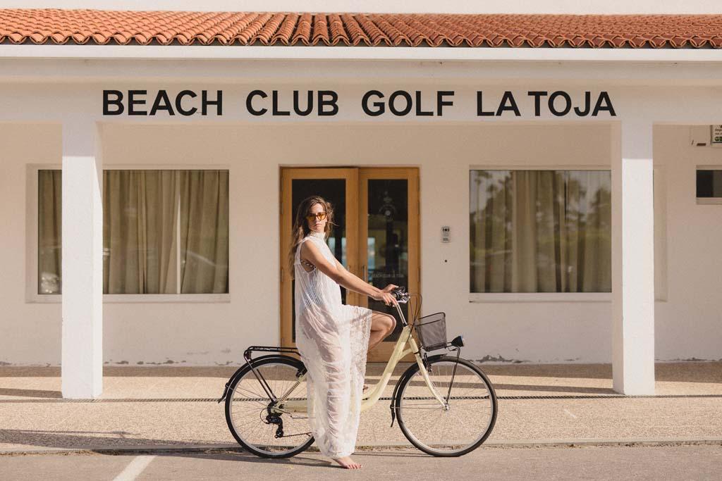 Novias Atemporales Beachclub La Toja