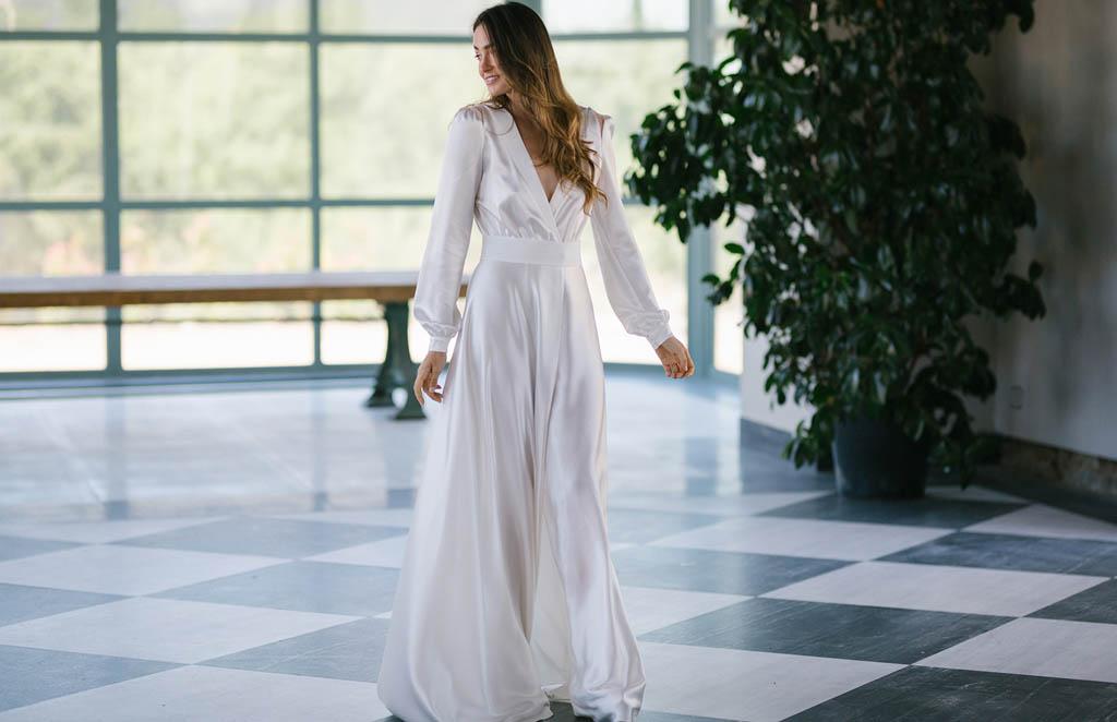 Vestido Novia Be Bebas El Atico 5
