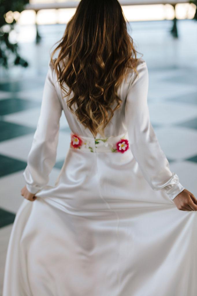Vestido Novia Be Bebas El Atico 8