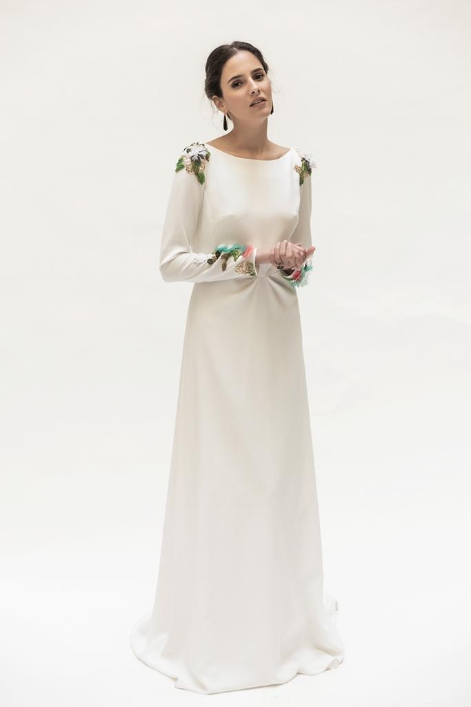 Vestidos Novia Bebas Flavia Dress 1