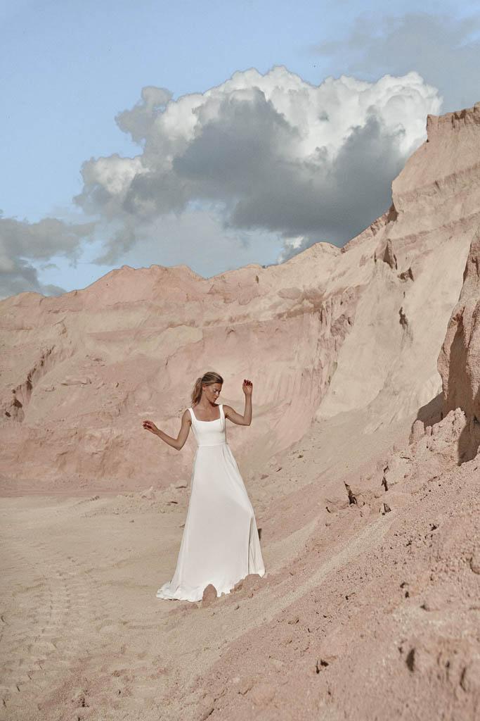 Vestidos Novia Bebas Skyful 2021 5